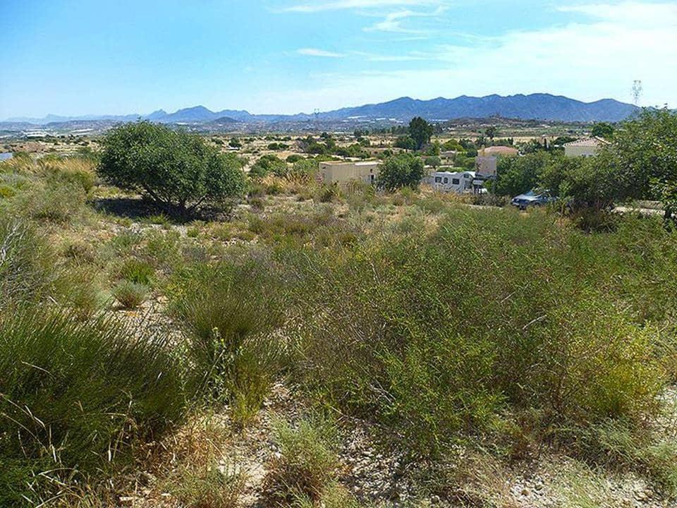 Ubebygd land til salgs i Cuevas del Almanzora - € 54 950 (Ref: 5374800)