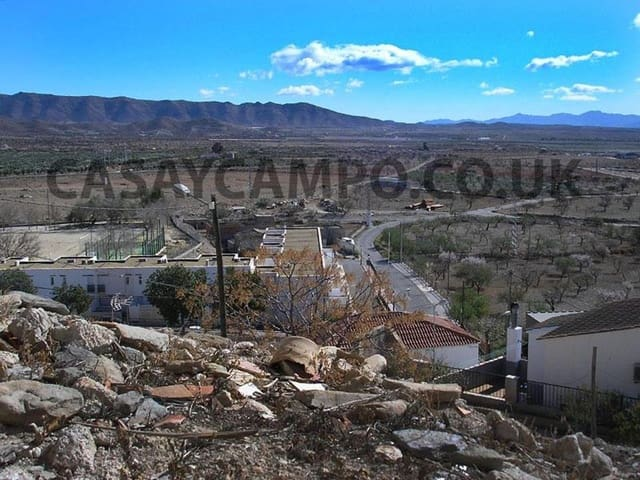 Terre non Aménagée à vendre à Uleila del Campo - 28 995 € (Ref: 5498533)