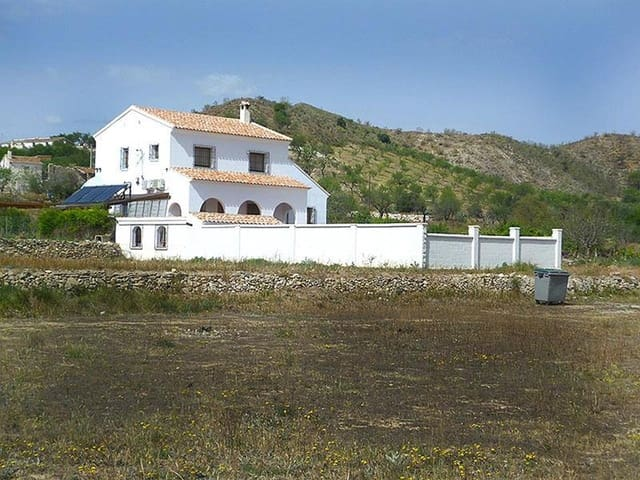 4 soveværelse Villa til salg i Lubrin med swimmingpool - € 288.950 (Ref: 5902793)