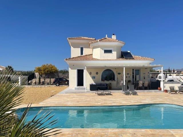 4 makuuhuone Huvila myytävänä paikassa Albox mukana uima-altaan - 264 995 € (Ref: 6004137)