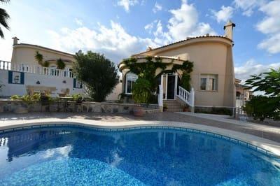 3 bedroom Villa for sale in Benimar with pool - € 249,950 (Ref: 5154200)