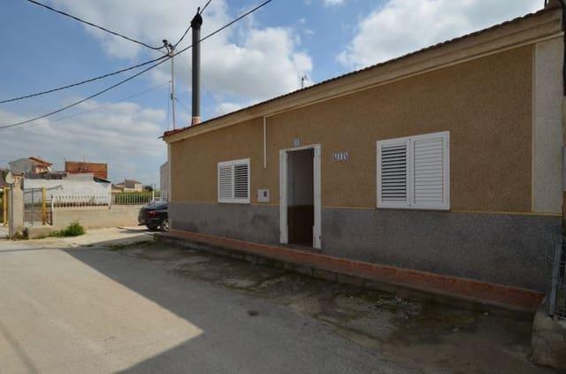 2 sovrum Hus till salu i El Raal med garage - 149 000 € (Ref: 5154219)