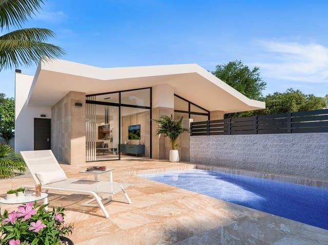 2 bedroom Semi-detached Villa for sale in Benijofar with pool - € 211,900 (Ref: 5749374)