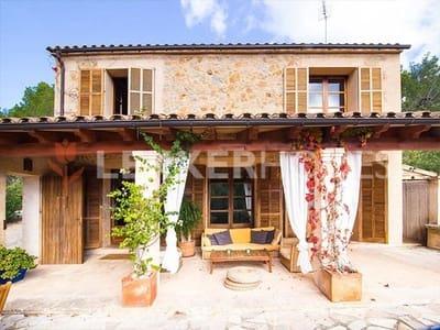 4 sovrum Finca/Hus på landet att hyra i L'Arraco / S'Arraco med pool - 2 400 € (Ref: 3707533)