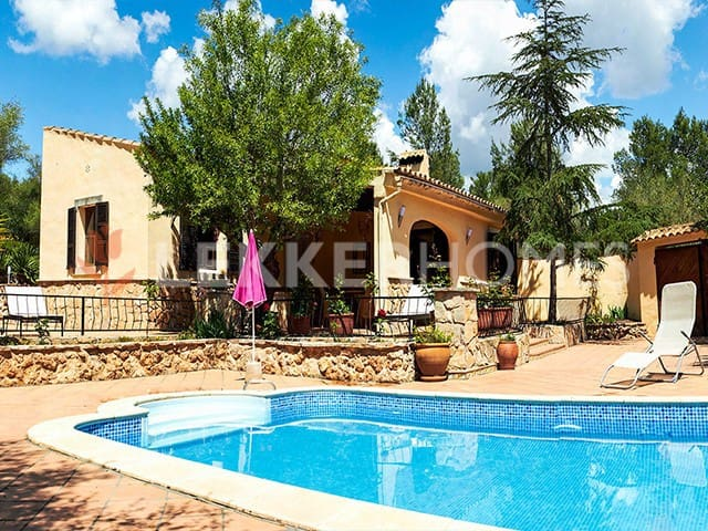 2 soveværelse Finca/Landehus til salg i Ruberts med swimmingpool - € 460.000 (Ref: 5082709)