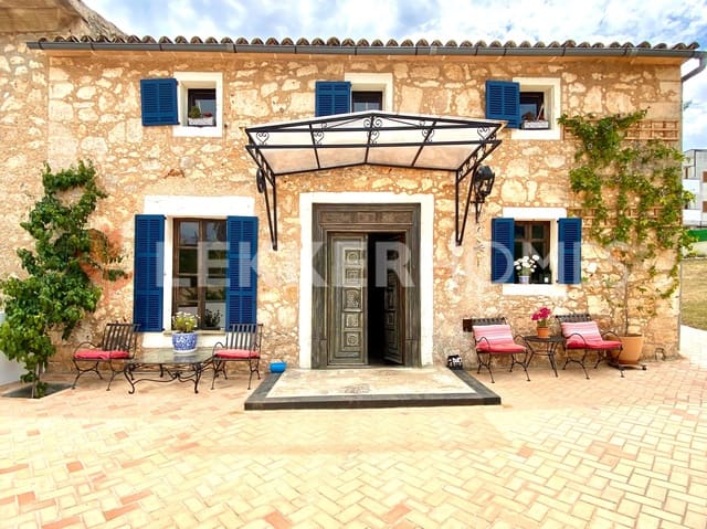 3 soveværelse Finca/Landehus til salg i Son Servera - € 685.000 (Ref: 5333180)