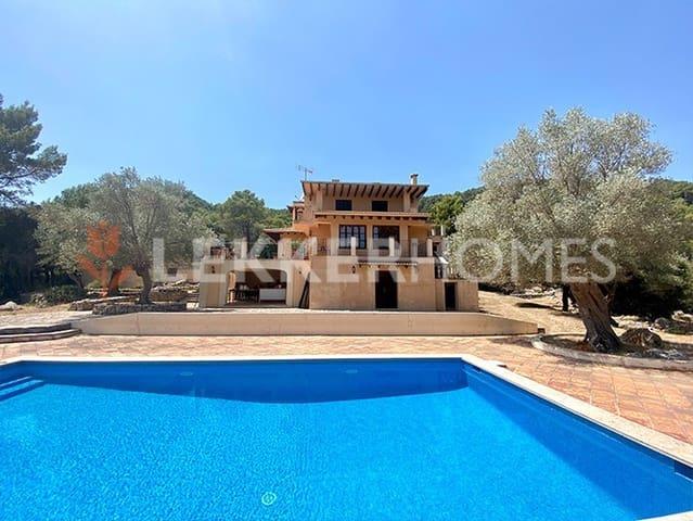 4 soveværelse Finca/Landehus til salg i Puigpunyent med swimmingpool - € 1.000.000 (Ref: 5473946)