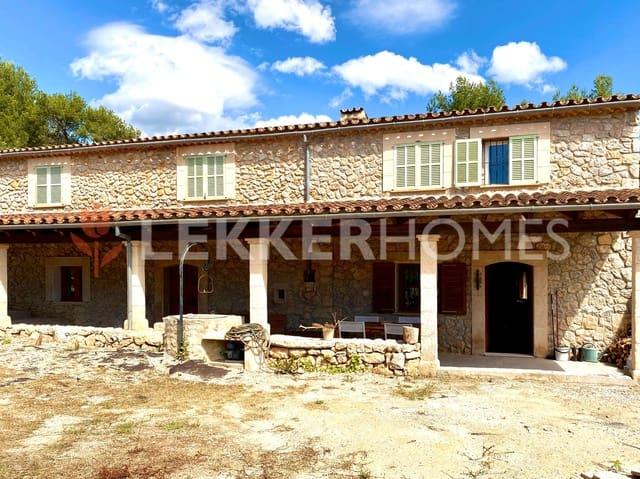 4 soveværelse Finca/Landehus til salg i Es Capdella - € 1.500.000 (Ref: 5644416)