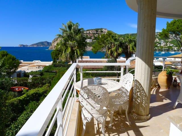 3 quarto Apartamento para venda em Puerto de Andratx com piscina garagem - 1 100 000 € (Ref: 5669228)