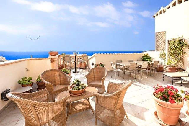 3 camera da letto Attico in vendita in Santa Ponsa con piscina garage - 1.695.000 € (Rif: 5908034)