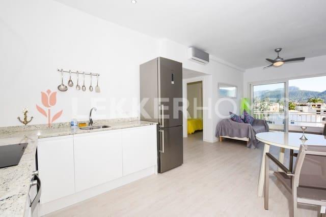 2 quarto Apartamento para venda em Puerto de Andratx - 370 000 € (Ref: 6236734)