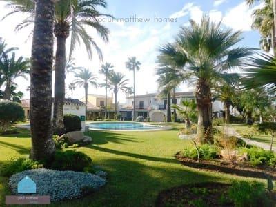 Pareado de 3 habitaciones en Dénia en venta con piscina - 190.000 € (Ref: 4979305)