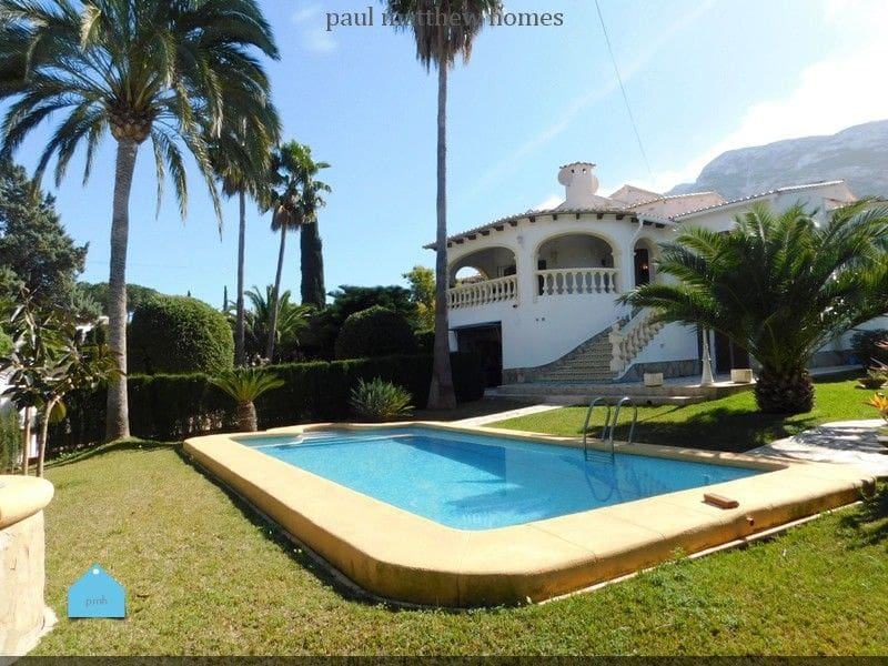 4 bedroom Villa for rent in Denia with pool garage - € 1,500 (Ref: 5023498)