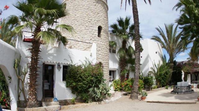 6 chambre Finca/Maison de Campagne à vendre à Port des Torrent avec piscine - 990 000 € (Ref: 4717052)