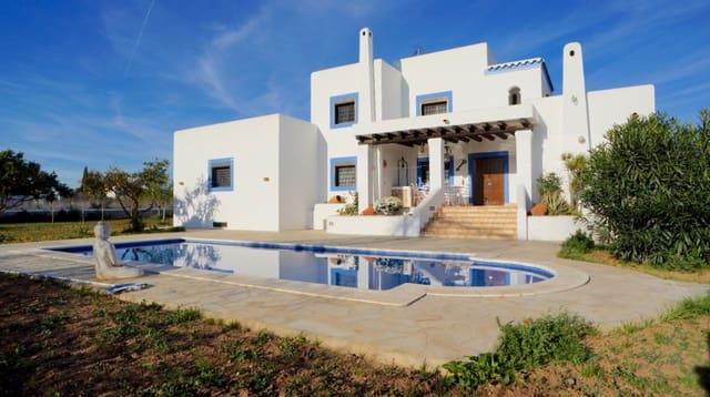 4 soveværelse Finca/Landehus til salg i Nuestra Senora de Jesus med swimmingpool - € 1.600.000 (Ref: 4728702)