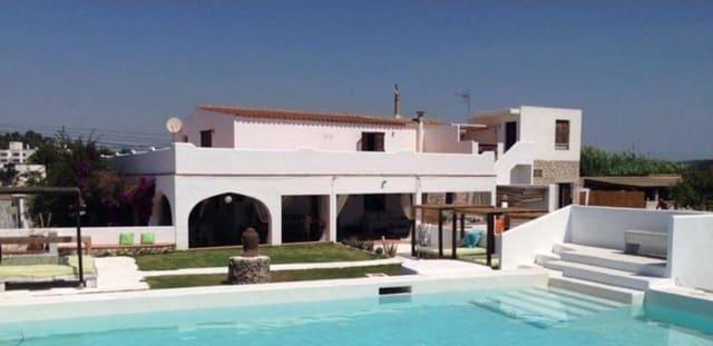 Finca/Casa Rural de 6 habitaciones en Ibiza / Eivissa ciudad en venta con piscina - 2.950.000 € (Ref: 4736441)