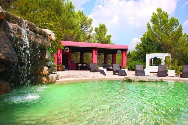 6 soveværelse Villa til salg i Sant Rafael de Sa Creu med swimmingpool - € 4.000.000 (Ref: 5210090)