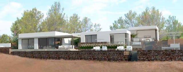 Ubebygd land til salgs i Cala Tarida - € 1 100 000 (Ref: 5210118)