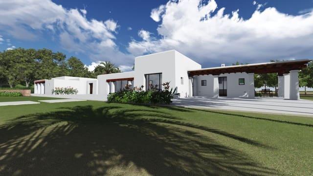 Grunde uden byggetilladelser til salg i San Jose / Sant Josep de Sa Talaia - € 2.300.000 (Ref: 5210121)