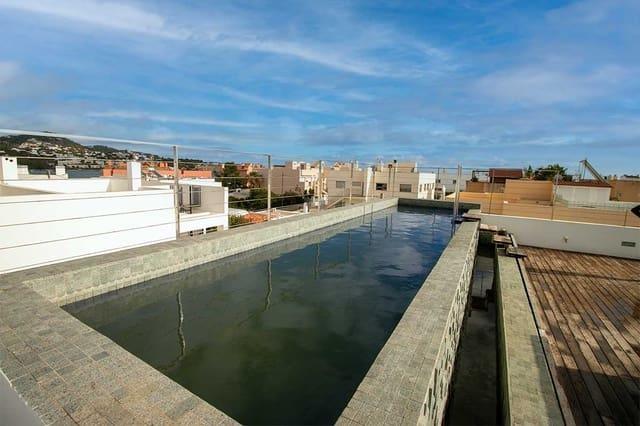 2 soveværelse Penthouse til salg i Illa Plana med swimmingpool - € 850.000 (Ref: 6122212)