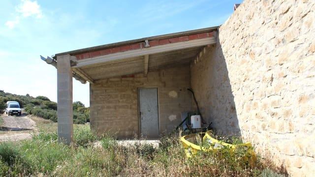 Finca/Casa Rural de 1 habitación en Maella en venta - 53.000 € (Ref: 5926641)