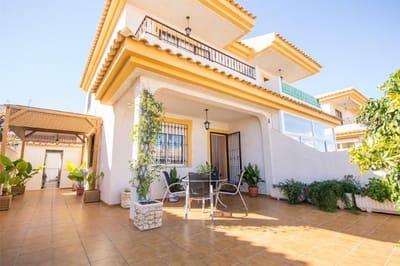 3 bedroom Villa for sale in El Mojon with garage - € 165,000 (Ref: 4921644)