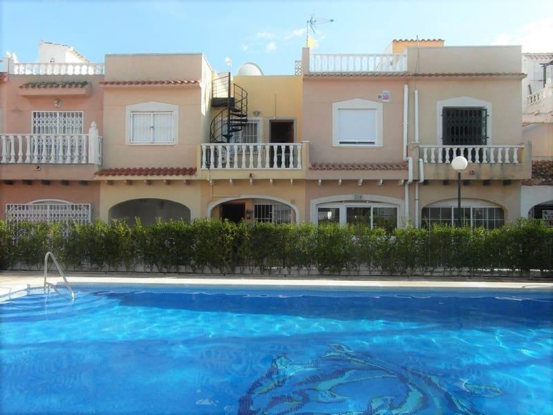 Casa de 2 habitaciones en Playa Flamenca en venta con piscina - 75.000 € (Ref: 4921721)