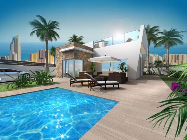 3 chambre Villa/Maison à vendre à Finestrat avec piscine - 450 000 € (Ref: 4951454)