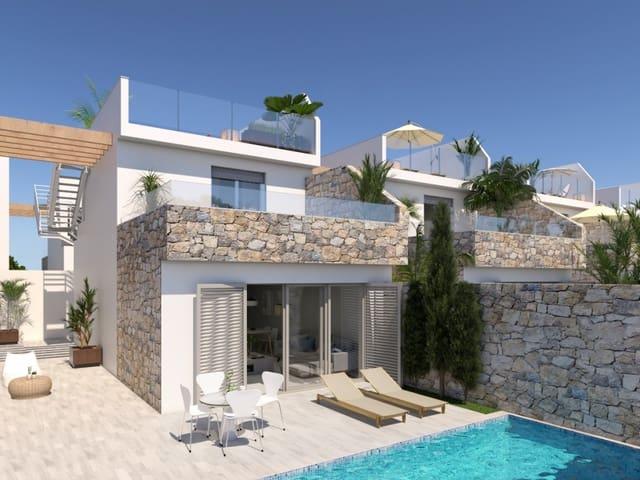 3 bedroom Villa for sale in Los Alcazares with pool - € 263,000 (Ref: 4951495)