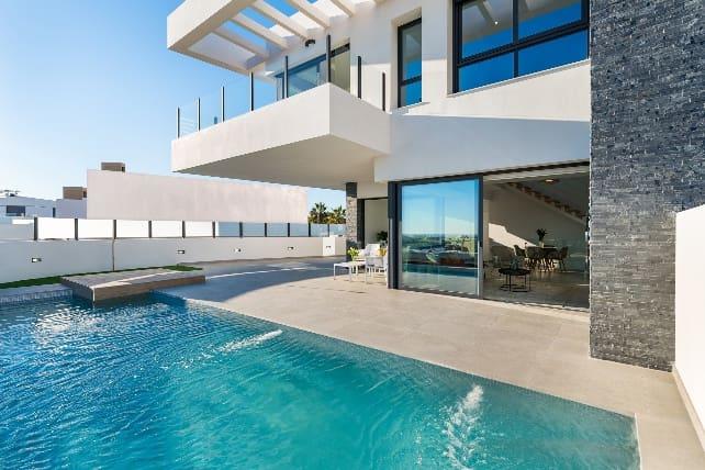 3 bedroom Villa for sale in Ciudad Quesada with pool garage - € 530,000 (Ref: 4951497)