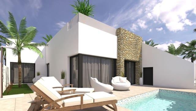 3 bedroom Villa for sale in Pilar de la Horadada with pool - € 299,900 (Ref: 4951512)