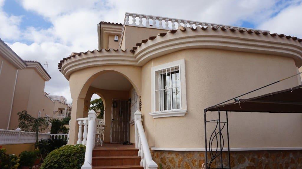 4 bedroom Villa for sale in Ciudad Quesada with pool garage - € 249,000 (Ref: 4951527)