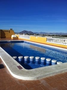 2 bedroom Apartment for sale in Formentera del Segura with pool - € 69,995 (Ref: 4951528)