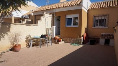 2 bedroom Bungalow for sale in Ciudad Quesada with pool - € 89,950 (Ref: 4951529)