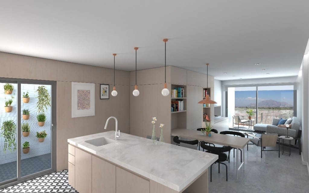 3 bedroom Apartment for sale in Bigastro - € 110,000 (Ref: 4961127)