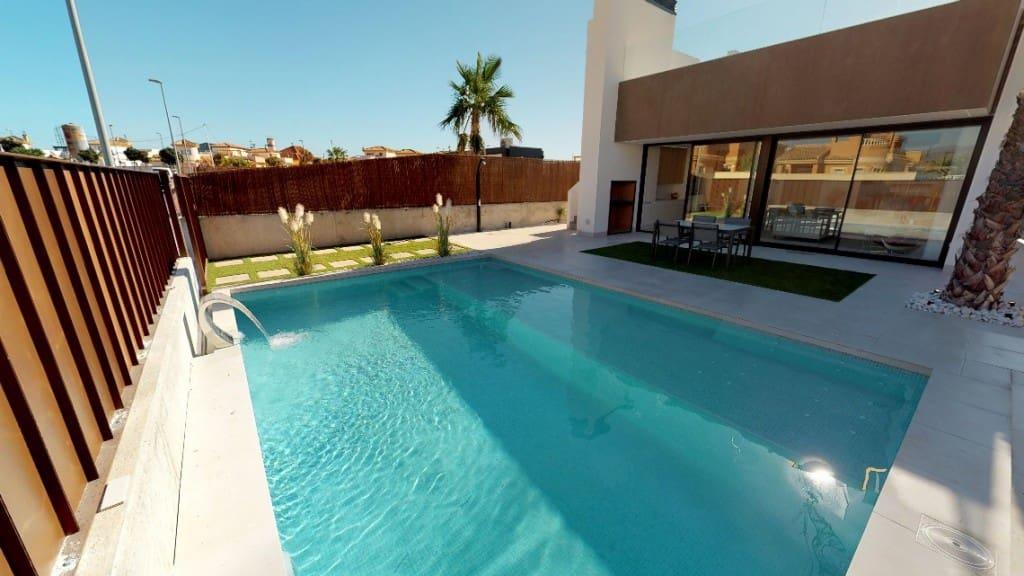 3 bedroom Villa for sale in Sucina with pool garage - € 249,950 (Ref: 5071401)