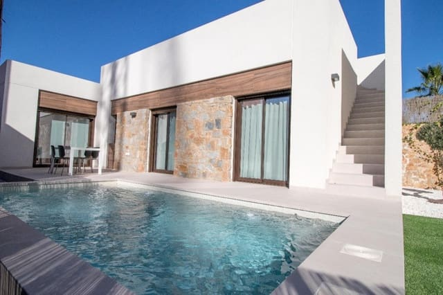 3 bedroom Villa for sale in Algorfa with pool - € 279,000 (Ref: 5161869)