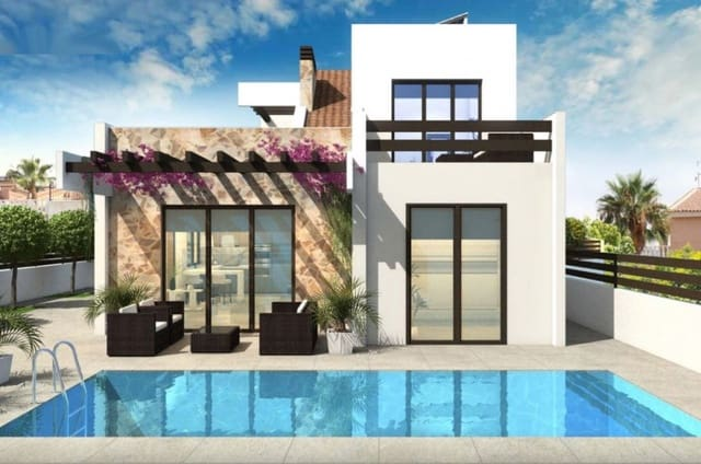 3 bedroom Villa for sale in Rojales with pool - € 278,208 (Ref: 5169123)