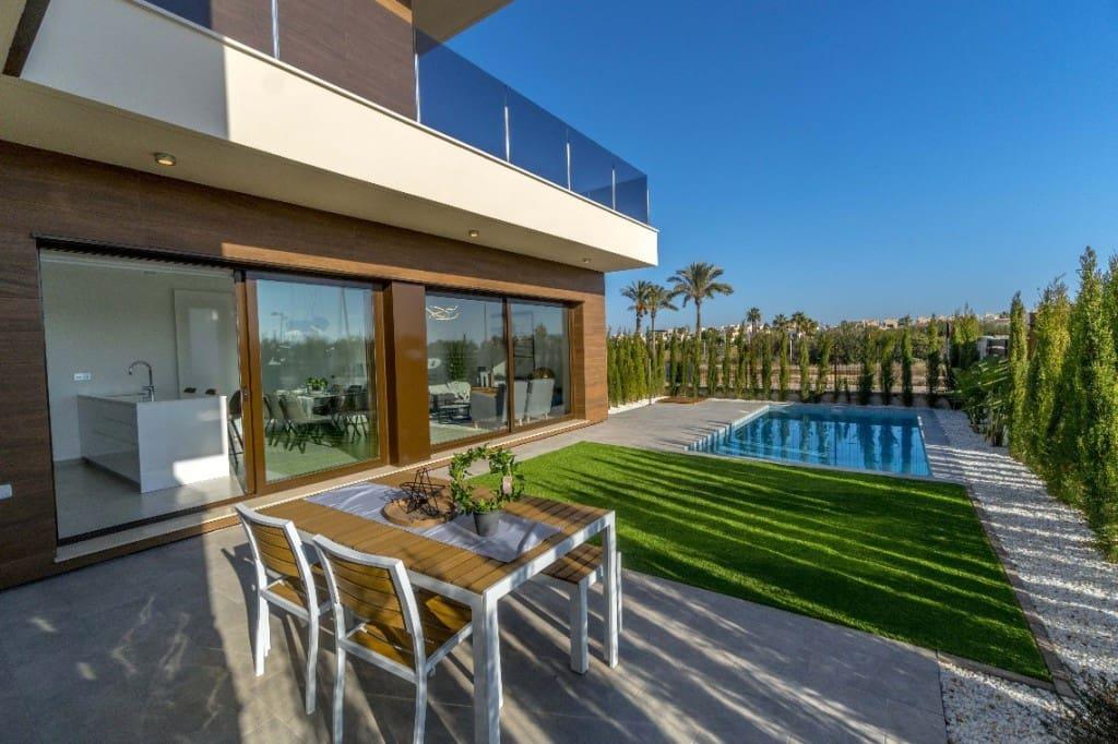 3 bedroom Villa for sale in San Javier with pool - € 304,000 (Ref: 5186195)