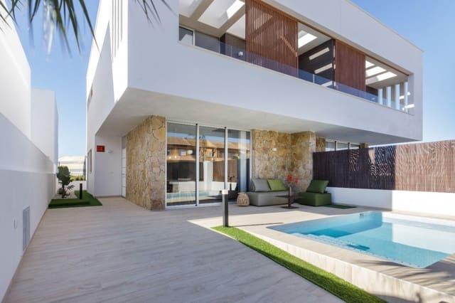 3 bedroom Villa for sale in San Pedro del Pinatar with pool - € 279,000 (Ref: 5423715)