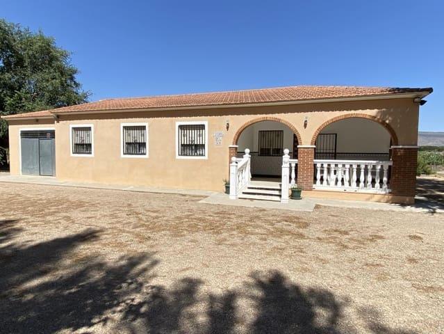 4 sovrum Villa till salu i Caudete med garage - 120 000 € (Ref: 5454192)