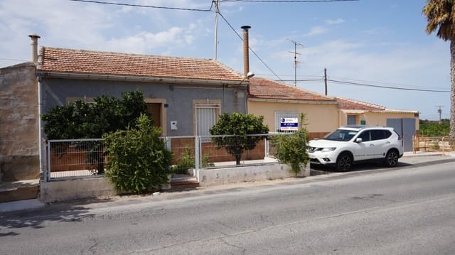 3 bedroom Finca/Country House for sale in Catral with garage - € 70,000 (Ref: 5486919)