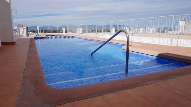 1 bedroom Penthouse for rent in Almoradi with pool - € 440 (Ref: 5504232)