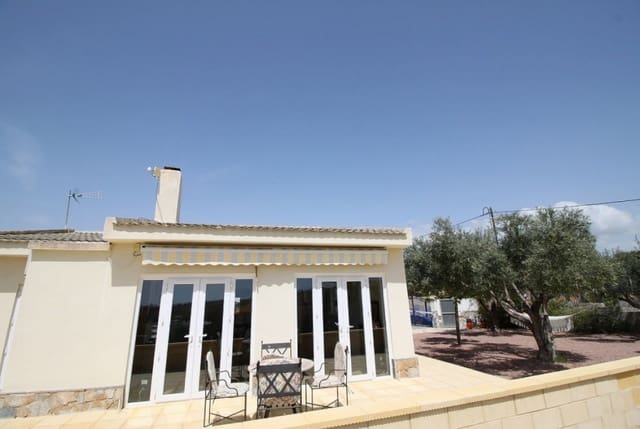2 soveværelse Villa til salg i San Vicente / Sant Vicent del Raspeig med swimmingpool garage - € 226.995 (Ref: 5964239)