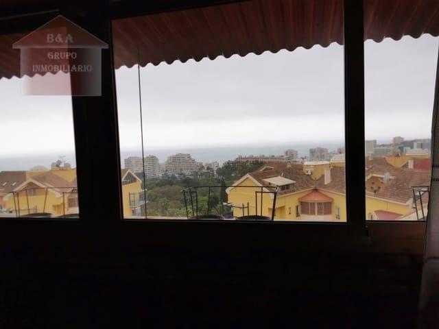 3 sypialnia Penthouse do wynajęcia w Arroyo de la Miel z basenem garażem - 1 200 € (Ref: 6018053)