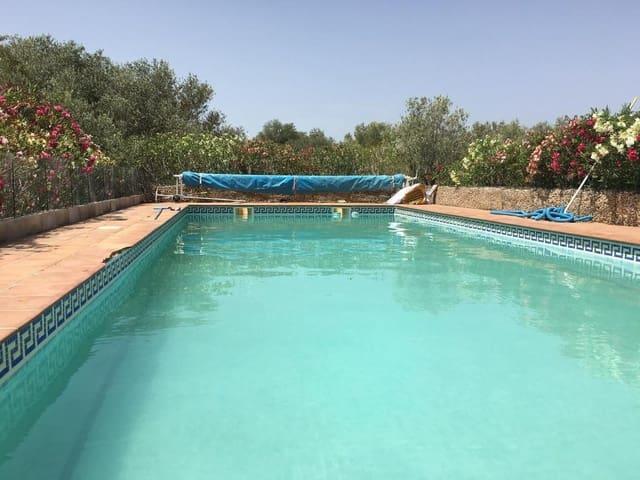 4 sypialnia Finka/Dom wiejski na sprzedaż w Tortosa z basenem garażem - 179 000 € (Ref: 4284173)