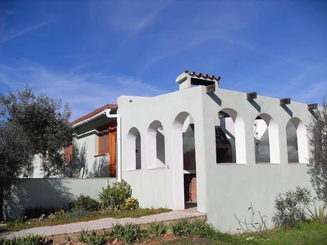 10 chambre Chambres d'Hôtes/B&B à vendre à L'Aldea avec piscine - 445 000 € (Ref: 4304555)