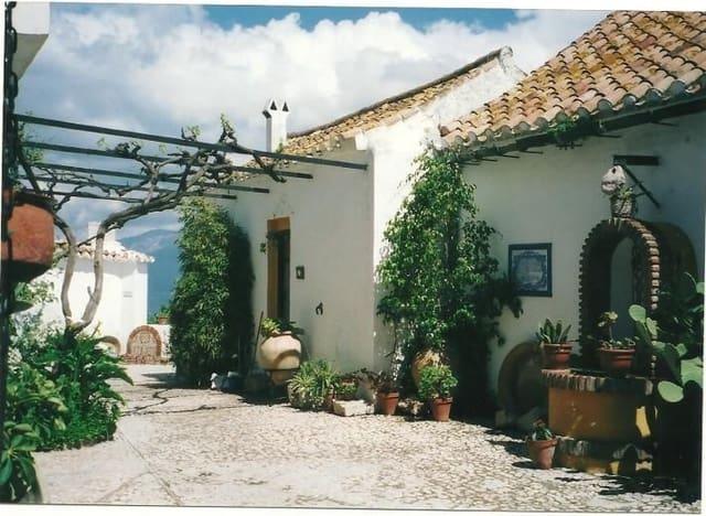 6 soverom Hotell til leie i Comares - € 2 000 (Ref: 5533762)