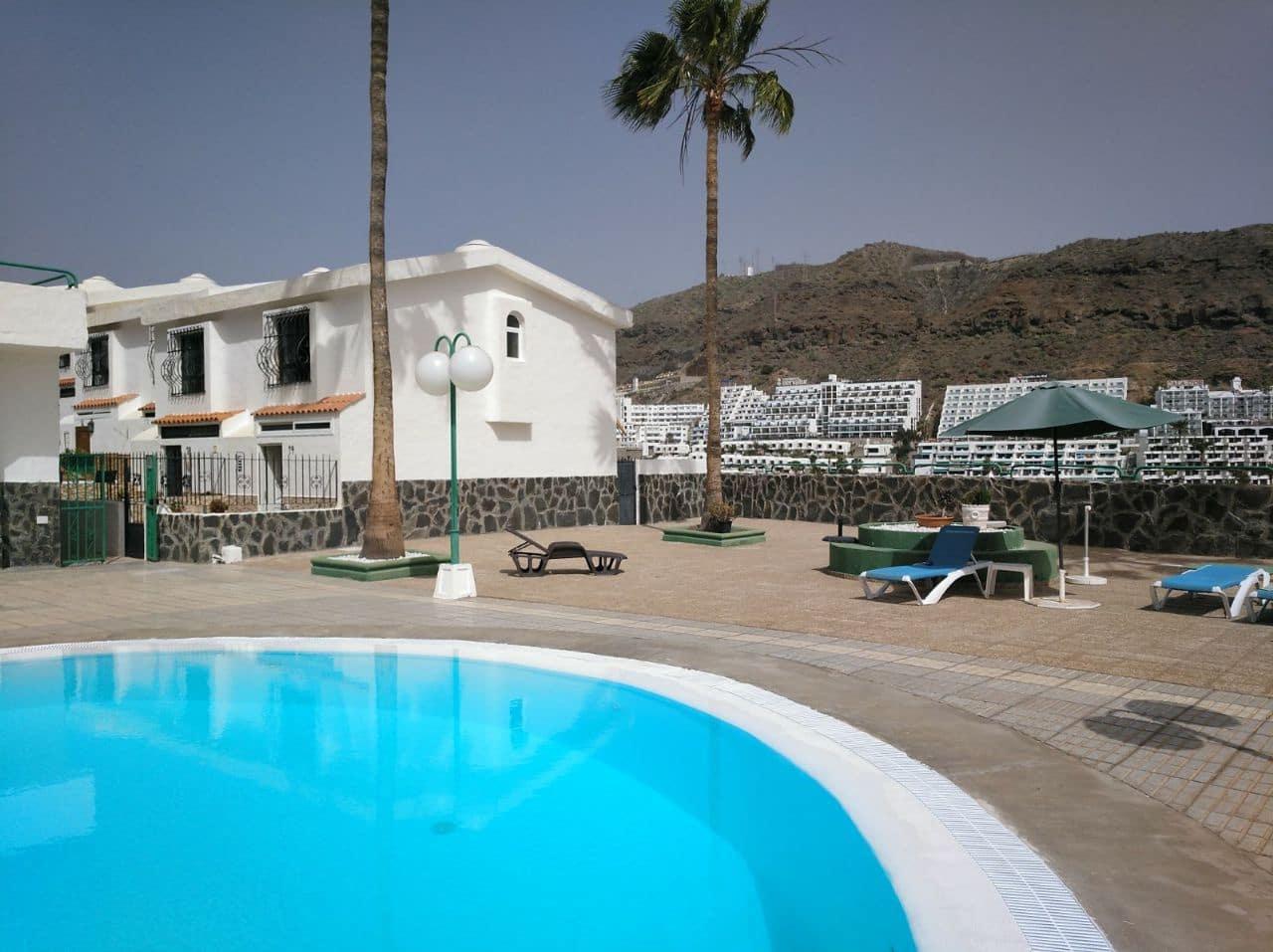 2 slaapkamer Huis te huur in Puerto Rico met zwembad - € 850 (Ref: 3910558)