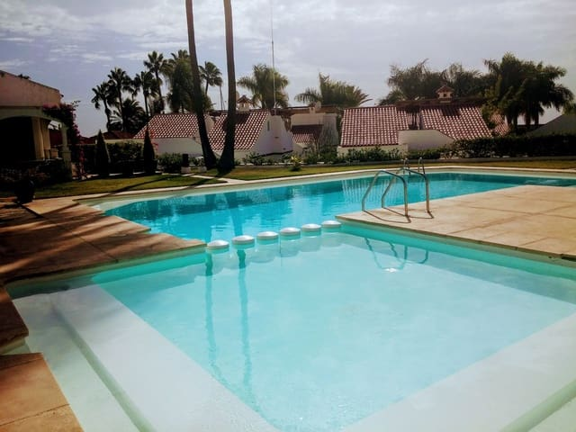 2 bedroom Bungalow for rent in Pasito Blanco with pool - € 1,200 (Ref: 5560034)